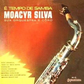 Moacyr Silva — É Tempo de Samba (EP)