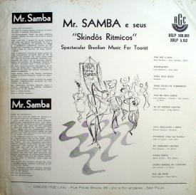 Mr. Samba & Seus Skindôs Rítmicos — Mr. Samba e Seus Skindôs Rítmicos (b)