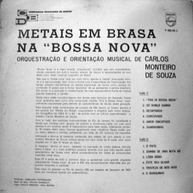 Carlos Monteiro de Souza — Metais em Brasa na Bossa Bossa Nova (b)