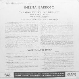 Inezita Barroso — Vamos Falar de Brasil (b)