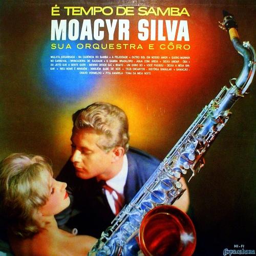 Moacyr Silva — É Tempo de Samba (1961) a