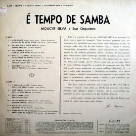 Moacyr Silva — É Tempo de Samba (1961) b