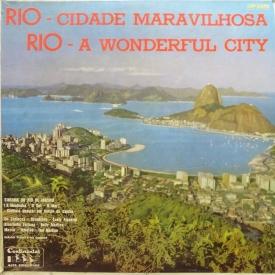 Various Artists — Rio, Cidade Maravilhosa (Sinfonia do Rio de Janeiro) 1960 (a)