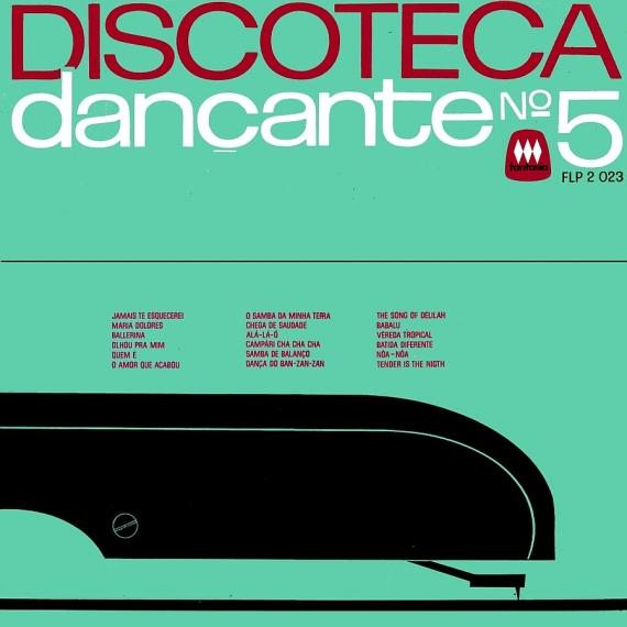 Various - Dançante No. 5 (1965) a