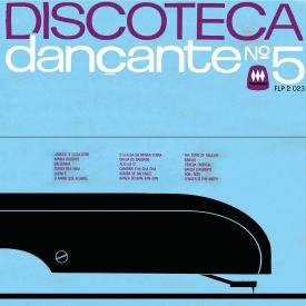 Various - Dançante No. 5 (1965) b