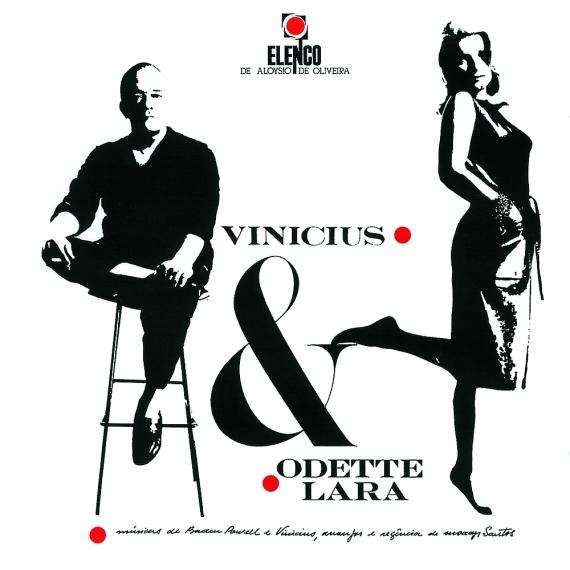 Vinícius de Moraes & Odette Lara - Vinícius & Odette Lara (1963)