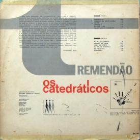 Eumir Deodato & Os Catedráticos — Tremendão (2b)
