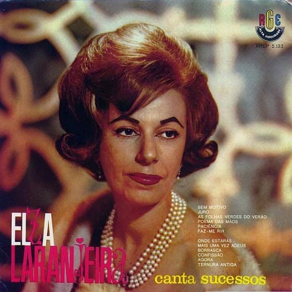 Elza Laranjeira — Elza Laranjeira Canta Sucessos (a)