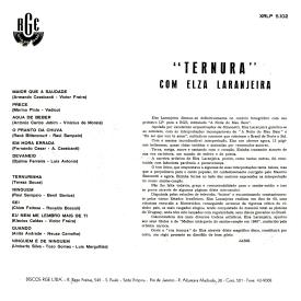Elza Laranjeira — Ternura (b)