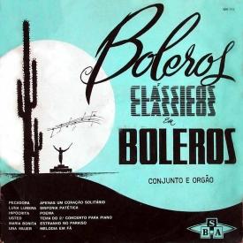 Manfredo Fest — Boleros Clássicos – Clássicos em Bolero