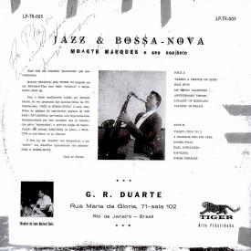 Moacyr Marques 'Bijú' — Jazz & Bossa Nova (b)