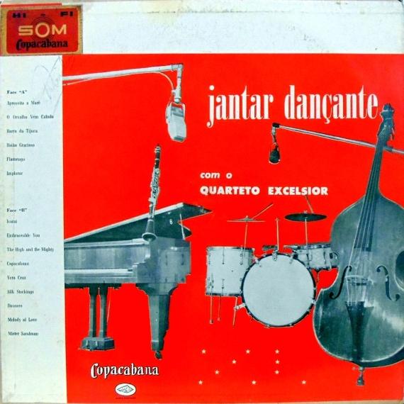 Quarteto Excelsior — Jantar Dançante (3a)
