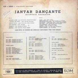 Quarteto Excelsior — Jantar Dançante (3b)