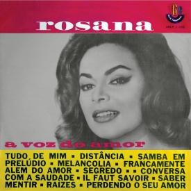 Rosana Tolédo — A Voz do Amor (a)