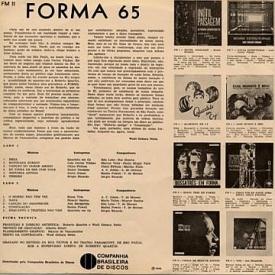 Various — Forma '65 (b)