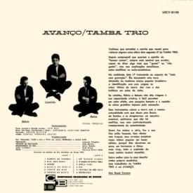 Tamba Trio — Avanço (b)