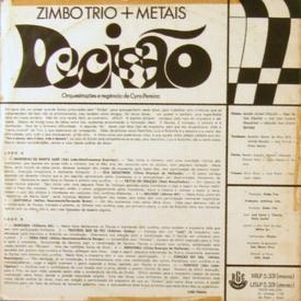 Zimbo Trio — Decisão – Zimbo Trio e Metais (b)