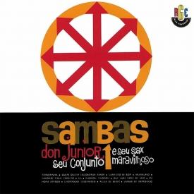 Don Júnior — Sambas – Don Júnior e Seu Sax Maravilhoso (a)