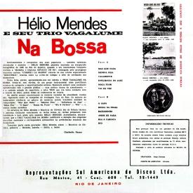 Helio Mendes_Na Bossa_1963 (b)