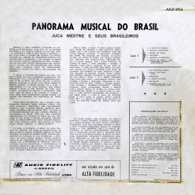 Juca Mestre — Panorama Músical do Brasil (b)