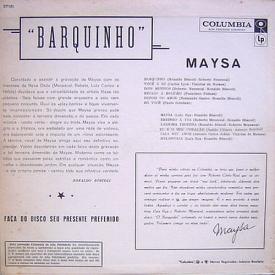Maysa — Barquinho (b)