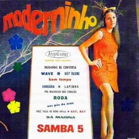 Samba 5 — Moderninho (a)