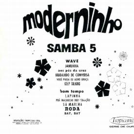 Samba 5 — Moderninho (b)