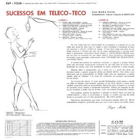 Mara Silva — Sucessos em Teleco-Teco (b)