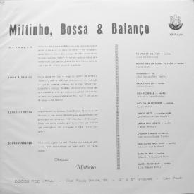 Miltinho — Bossa & Balanço (b)