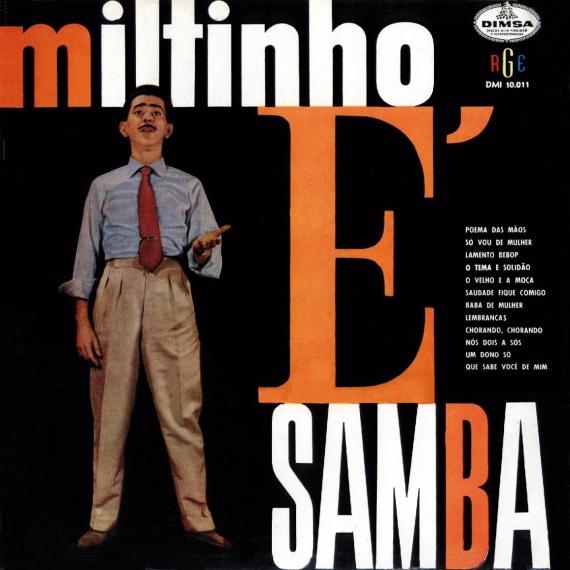 Miltinho — Miltinho é Samba (a)