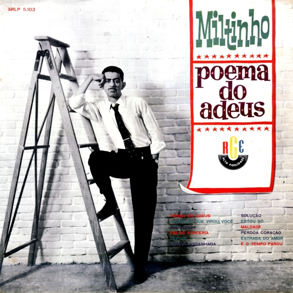 Miltinho — Poema do Adeus (a)