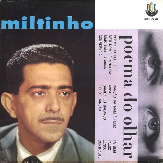 Miltinho — Poema do Olhar (a)