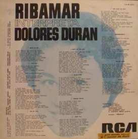 Ribamar — Ribamar Interpreta Dolores Duran (b)