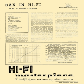 Bob Fleming — Sax in Hi-Fi (b)