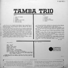 Tamba Trio — Tamba Trio (b)