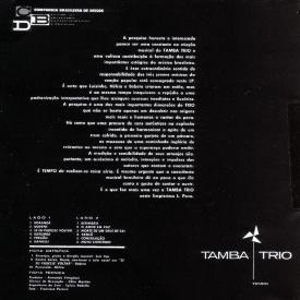 Tamba Trio — Tempo (b)