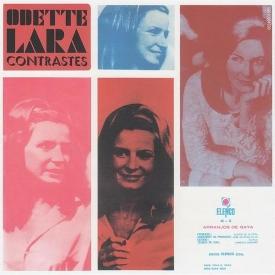 Odette Lara — Contrastes (2b)
