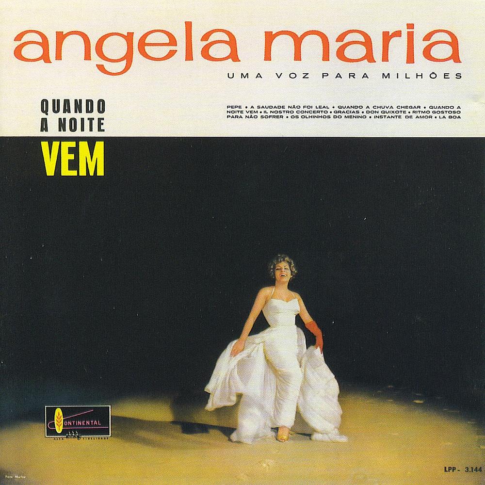 Pages 136-137: Ângela Maria