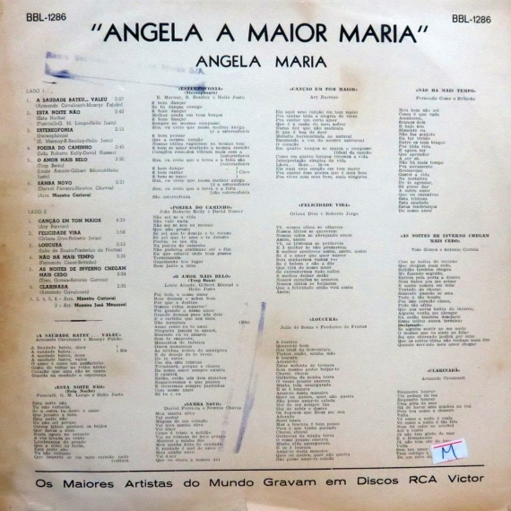 Ângela Maria — Ângela, a Maior Maria (b)