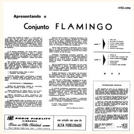 Conjunto Flamingo — Apresentando o Conjunto Flamingo (b)