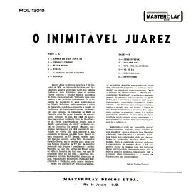 Juarez Araújo — O Inimitável Juarez (b)