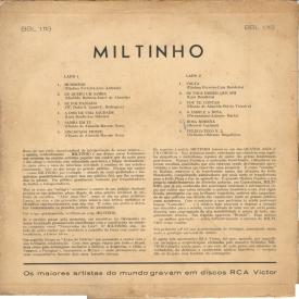 Miltinho — Miltinho (b)