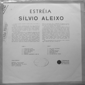 Silvio Aleixo — Estréia (1965) b