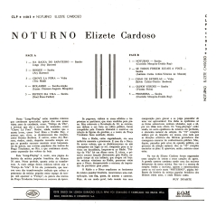 Elizete Cardoso — Noturno (b)
