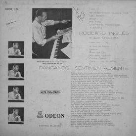 Roberto Inglez - Dançando Sentimentalmente (1958) b