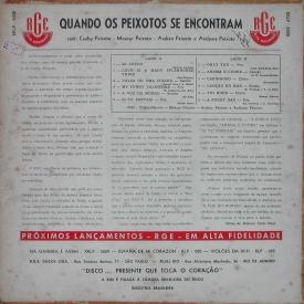 Various - Quando Os Peixotos Encontram (1957) b