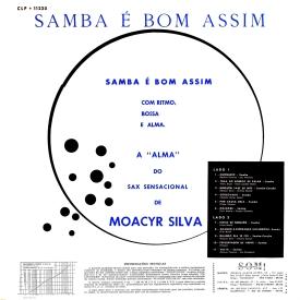 Moacyr Silva — Samba é Bom Assim (b)