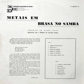 Astor Silva, Osvaldo Borba — Metais em Brasa no Samba (b)