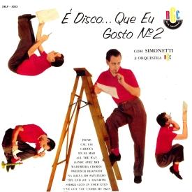 Henrique Simonetti — É Disco... Que Eu Gosto No. 2 (a)