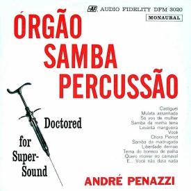 André Penazzi — Órgão... Samba... Percussão (1962) (a)